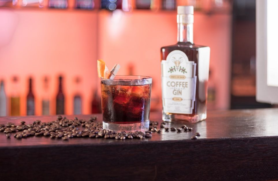 Coffee Gin im Test & Tasting