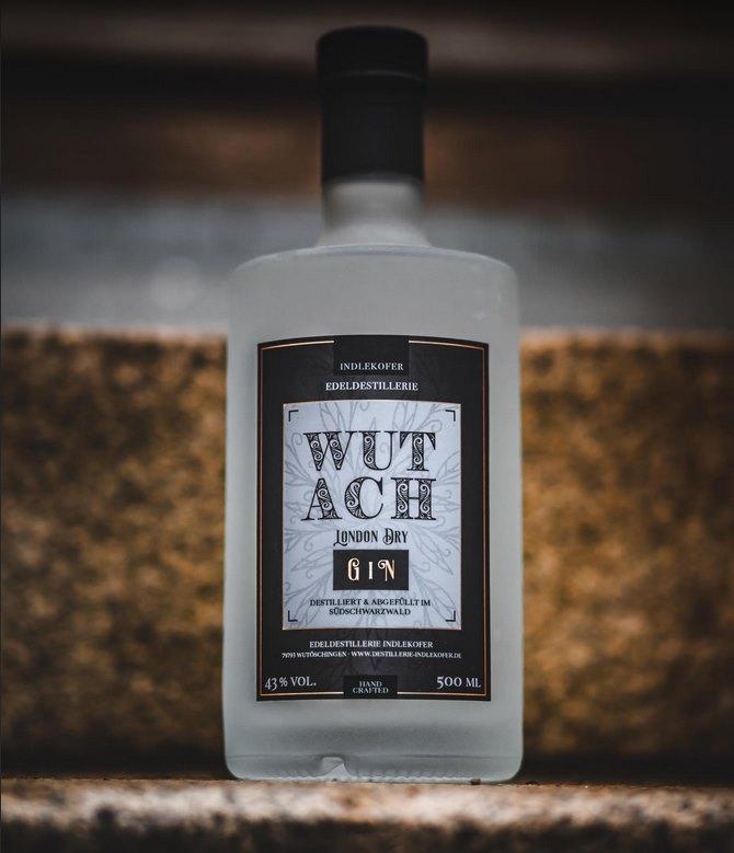 WUTACH London Dry Gin im Test & Tasting