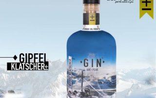 Gipfelklatscher Gin im Test
