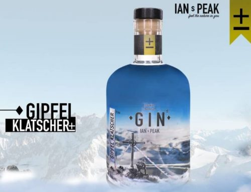 Ian's Peak Gipfelklatscher Dry Gin: geiler Name – guter Gin?