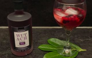 WUTACH Wildberry Gin mit Glas