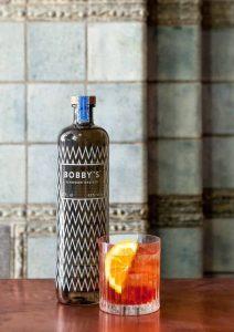 Bobbys Dry Gin Cocktail