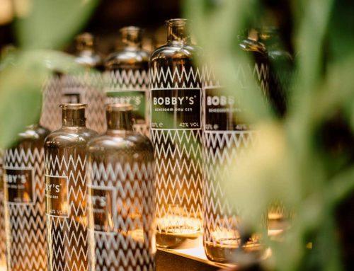 Bobby's Schiedam Dry Gin aus den Niederlanden im Tasting