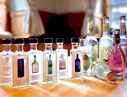 Das Abonauten Gin-Abo: Idee & Testbericht der Gin-Boxen