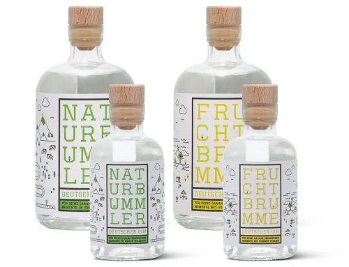 Manukat Fruchtbrumme & Naturbummler Dry Gin im Tasting