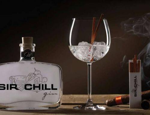 Sir Chill Gin aus Belgien mit Tabak & Vanillenoten im Test & Tasting