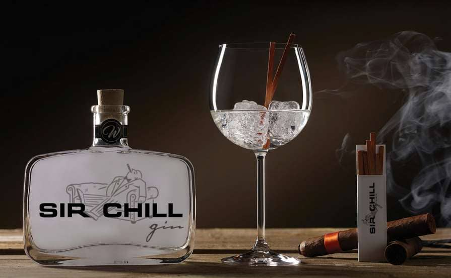 Sir Chill Gin im Test & Tasting