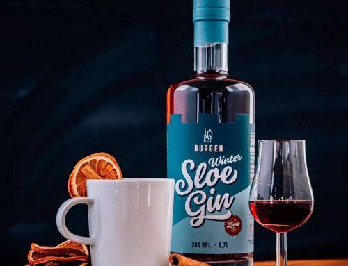 Burgen Sloe und Winter Sloe Gin im Test & Tasting