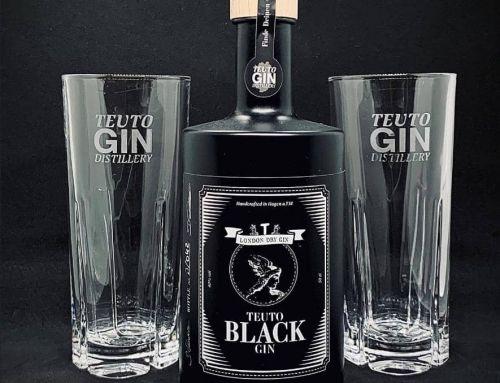 Teuto Black Gin: komplexer London Dry aus dem Teutoburger Wald