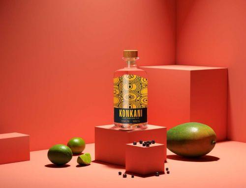 Konkani Goa Inspired Gin mit Mango & Curacao im Test