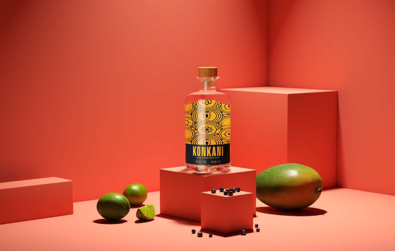 Konkani Goa Inspired Gin im Test & Tasting
