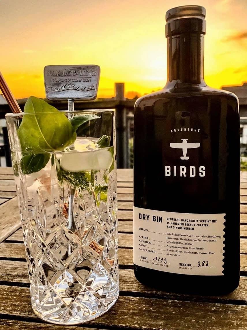 Birds Dry Gin im Test & Tasting